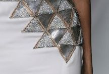 G.St Trend:  Geometry Rocks / Diamonds, hexagons, and trapezoids- oh my!  The newest jewelry trend is mathematically inspired.