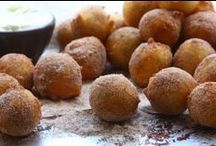 Recipes to try-Doughnuts / Donuts, beignets, mandazi.....baked, fried, frosted, filled....