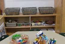 Learning environments / Early learning centre renovation ideas and inspiration
