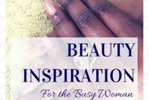 #BEINSPIRED Beauty for the well heeled woman / How to tutorials  Skincare solutions and ideas