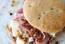 Sandwiches / by Deen W.