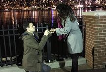 Real Proposal Stories / Real proposal stories from the clients at Greenwich Jewelers.  Click on any photo to read the blog entry about how the proposal happened! / by Greenwich St. Jewelers