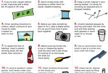 Good to know/Life hacks / Useful things for everyday life.