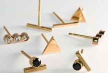 Wish List:  Diamonds / Diamond jewels for the modern woman under $1000-- stylish, casual & chic.  This board of beauties includes styles from designers Jennie Kwon & Zoe Chicco.  Perfect to add to your wish list for holiday or as a gift for your girlfriend.