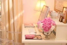 office, writing studio, craft & art studio, desk space
