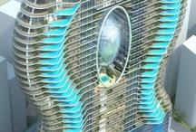 Architecture / by Carla De Oliveira