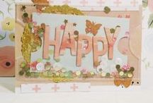 Scrapbook Layouts, Cards and Papercrafts, Etc from my Blog / My favorite things from my own bloggy...