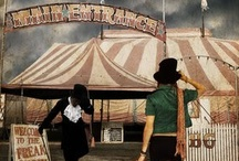 just like a circus