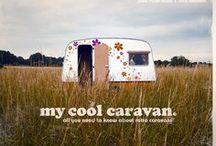 Caravan / Caravan, Rv / by Caravan to the Moon