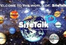 Sitetalk - The new Trend... / About SiteTalk we close contacts in over 200 countries worldwide! China and India have been officially opened.