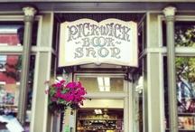 storefronts & window displays i heart