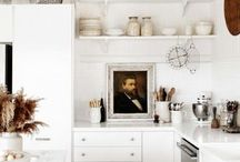 kitchen chic / Kitchen with Personally selected products