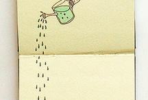 Ilustrations, Posters & Pics / by Mafalda Maf