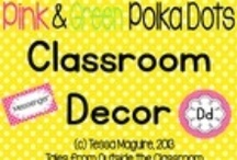 Decorate the classroom