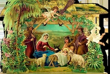 NATIVITIES / by Lucy @ Patina Paradise