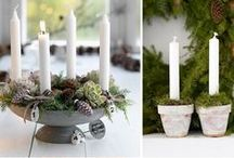 ADVENT WREATHS / by Lucy @ Patina Paradise