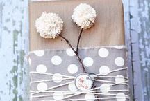 That's a Wrap / Packaging & Gifting Ideas