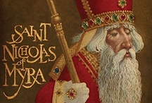 ST. NICHOLAS / by Lucy @ Patina Paradise