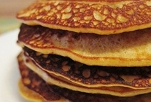Grain Free Pancakes and Waffles / by Janet Potts