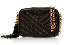 VINTAGE FINDS / A small selection of beautiful vintage handbags, shoes, and accessories by the likes of Chanel, Louis Vuitton, & Hermes! / by Consign Of The Times