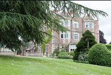 Goldsborough Hall / Inspiration from our wonderful Suppliers at The Wedding Affair at Goldsborough Hall