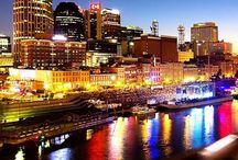 Nashville. / by Caroline Manahan