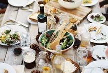 gather / entertaining ideas for holidays & parties