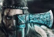 Vikings / Always and forever... / by Aszódi-Ordódy Eszter
