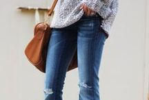 Flare Jeans / LOVE a flare!