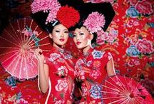 Traditional Beauty / Traditional Costume, Cloth, Garment / by Caravan to the Moon