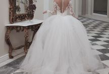 The Wedding Dresses / I am going to have such a hard time choosing my dress... / by Valerie McIntire