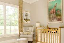 Baby Williams Nursery / by Lauren Williams
