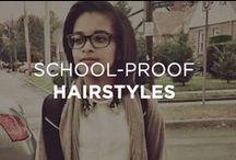 School Proof Hairstyles / by Carol's Daughter