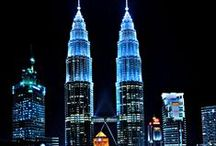 KUALA LUMPUR - MALAYSIA / If Kuala Lumpur is on your travel bucket list, don't delay! Book your holiday to Malaysia with Destination2 on 01244 957 708.