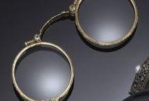 VINTAGE GLASSES / lunettes d'hier et d'aujourdhui
