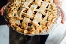pretty pies / beautiful pie crust ideas & recipes