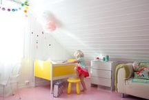 Babies and kids Spaces / by Isabel Pavia