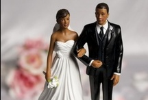 African American Cake Toppers