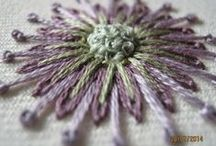 My embroidery......... / Many years of thread and needle to delight your eyes.......Enjoy !