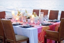 Beach Wedding  / This board is full of wedding ideas for an beach themed event.  / by Atlas Party Rental