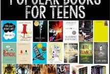 """Teen Reads ~ """"YA"""" Books"""