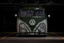 VW BUS face / Volkswagen bus front views / vw voorkant