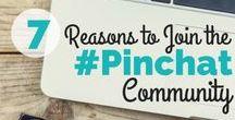 #PinChat