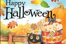Halloween / Happy Halloween! October 31! / by Gina Aytman