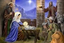 Happy Birthday Jesus / Jesus birth / by Gina Aytman