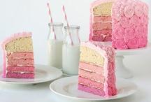 Entertaining - Cakes / Inspiration for beautiful cakes.