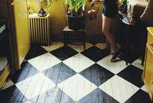 Tiles   Stairs   Walls   Floors  / by Maren