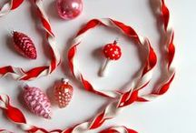 holiday decorations / by Kirsten Fields