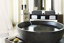 HOME DECOR - BATHROOM BLISS / Get some R&R with these spa worthy bathrooms