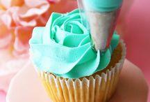 Cupcakes - Frostings